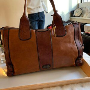 Limited Edition Vintage Reissue Fossil Tote